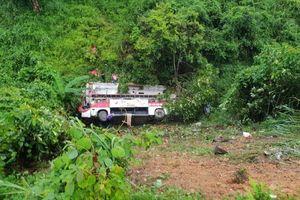 Tài xế khai xe mất lái nên lao xuống vực khiến 20 người thương vong