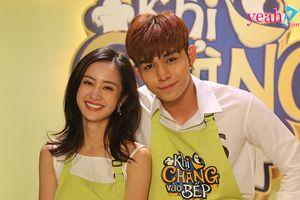 Hậu tin đồn cặp đôi Jun Phạm - Jun Vũ tình tứ xuất hiện tại 'Khi chàng vào bếp'