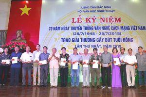 Bắc Ninh: Kỷ niệm 70 năm ngày truyền thống văn nghệ cách mạng Việt Nam