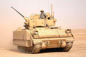 Mỹ tăng sức mạnh xe chiến đấu bộ binh Bradley bằng tên lửa Stinger