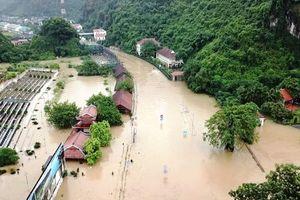 Đã có 34 người chết và mất tích do mưa lũ