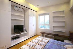 Những kiểu bài trí nội thất linh hoạt trong không gian nhỏ