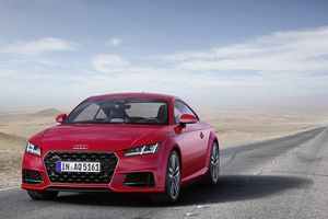 'Soi' những thay đổi của phiên bản đặc biệt của Audi TT 2019