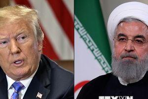 Tổng thống Iran coi lời đe dọa từ phía Mỹ là vô nghĩa