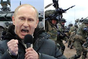 Nga đổ lỗi cho NATO khi dồn binh lực đến sườn Tây