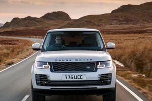 SUV hạng sang Range Rover mới sắp về Việt Nam, giá từ 8 tỷ đồng