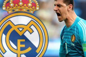 NÓNG: Real Madrid đạt thỏa thuận chiêu mộ Thibaut Courtois