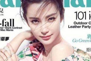 Lý Băng Băng tuổi U50 vẫn đẹp xuất sắc trên bìa tạp chí Marie Claire