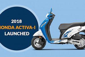 Xe ga giá rẻ Honda Activa-i 2018 giá chỉ 16,9 triệu đồng