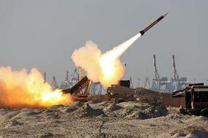 Israel dùng tên lửa Patriot bắn hạ chiến đấu cơ Syria