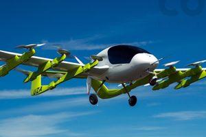 Lầu Năm Góc tham gia phát triển dự án taxi bay