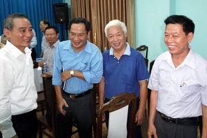 Câu lạc bộ Thái Phiên luôn là chỗ dựa vững chắc, tin cậy của chính quyền và nhân dân thành phố