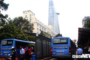 Kinh phí trợ giá thấp và chậm, hàng loạt xe buýt TP.HCM thường xuyên bỏ chuyến