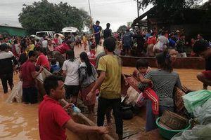Lá thư cảnh báo trước sự cố vỡ đập thủy điện ở Lào