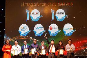 Vinh danh 49 doanh nghiệp đạt Giải thưởng Top ICT Việt Nam 2018