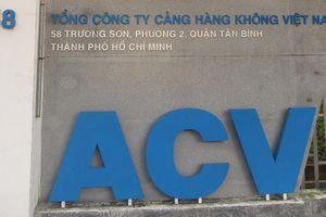 Không có cơ sở để ACV sử dụng nguồn thu từ hoạt động khu bay