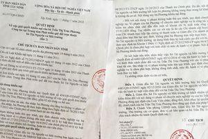 Vụ 'Hành vi kì lạ của nguyên Giám đốc Sở TN&MT Tây Ninh: Oan đã giải, nhưng 'khuất' vẫn còn