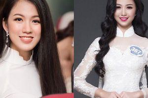 Nhan sắc hút hồn của 10 cô gái trẻ trong cuộc thi Hoa hậu Việt Nam 2018
