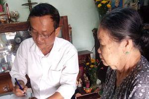 Quận Ô Môn chăm sóc tốt cho các Mẹ Việt Nam anh hùng