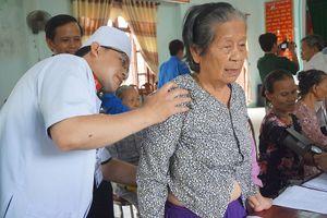 Bắt đầu hành trình tri ân ở Quảng Trị