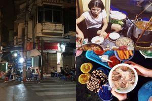 Gánh phở chỉ bán lúc 3 giờ sáng ở phố cổ Hà Nội mà vẫn tấp nập 30 năm qua