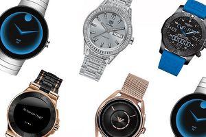 9 mẫu đồng hồ thông minh sang chảnh nhất thế giới