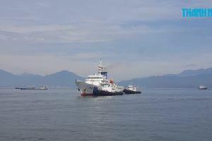 Tàu bảo vệ bờ biển Nhật Bản thăm hữu nghị Đà Nẵng