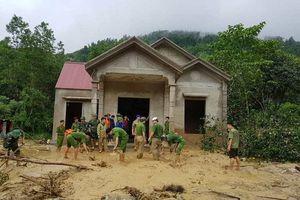 Thanh Hóa: Đảm bảo vệ sinh môi trường sau lũ