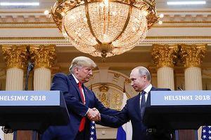 Tổng thống Putin nhận lời mời thăm Mỹ