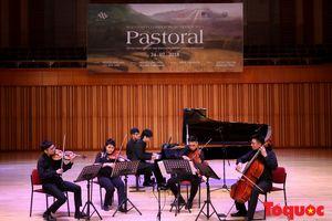 Khởi nghiệp từ nhạc thính phòng: Nhóm Maestoso đã trình diễn thành công chương trình 'Đồng quê'