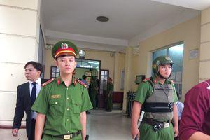 An ninh thắt chặt tại phiên xử 3 bảo mẫu ở cơ sở Mầm Xanh