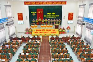 Sư đoàn Bộ binh 2 tổ chức Đại hội Thi đua Quyết thắng