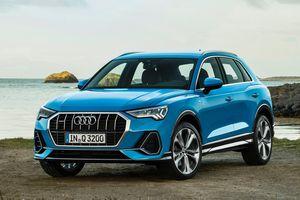 Audi Q3 2019 - thay đổi toàn diện