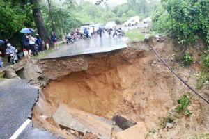Đường bộ thiệt hại hơn 160 tỷ do bão số 3