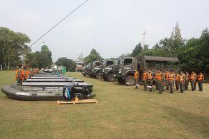 Đập Xe-Pian Xe-Namnoy: Thành viên cứu hộ hang Tham Luang đến giúp đỡ Lào