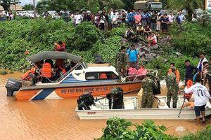 Vỡ đập thủy điện tại Lào: Chưa có thông tin thiệt hại của người Việt
