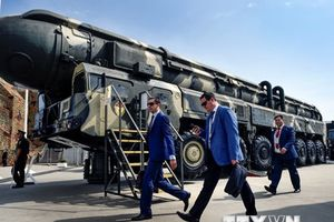 Nga-Mỹ trao đổi về các hiệp ước liên quan vũ khí tiến công chiến lược
