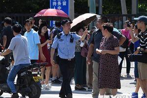 Trung Quốc thông báo nguyên nhân vụ nổ gần Đại sứ quán Mỹ