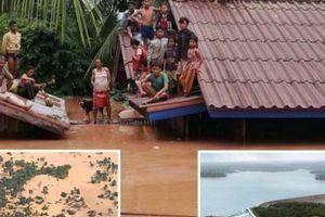 Lào gấp rút điều tra sai phạm xây dựng vụ vỡ đập thủy điện