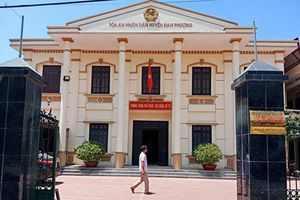 Hà Nội: Tạm giam nguyên Phó Chánh án nhận hối lộ 300 triệu