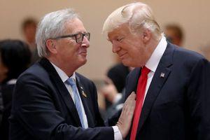 Mỹ và EU cam kết giảm căng thẳng thương mại