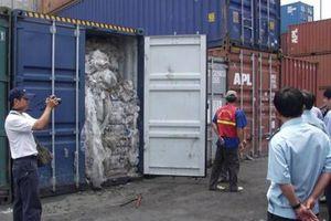 Dừng cấp mới giấy phép nhập khẩu phế liệu vào Việt Nam