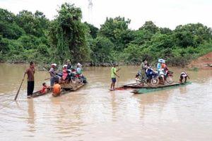 Vỡ đập thủy điện tại Lào: Nỗ lực tìm kiếm những người mất tích