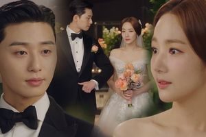 'Thư ký Kim' kết thúc bằng một đám cưới cổ tích, rating tập cuối sẽ bứt phá?