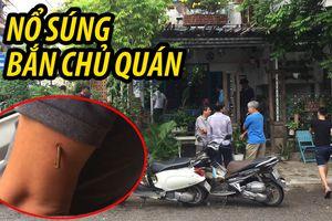 Giơ súng bắn chủ quán cà phê giữa thành phố Đồng Hới