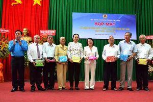 LĐLĐ Kiên Giang: Họp mặt kỷ niệm 89 năm Ngày thành lập CĐ Việt Nam