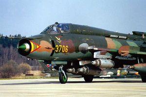 Sức mạnh đáng gờm của máy bay Su-22 vừa rơi tại Nghệ An