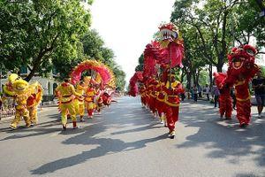 Hà Nội tổ chức lễ hội đường phố kỉ niệm 10 năm điều chỉnh địa giới