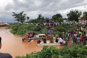 Sau sự cố vỡ đập thủy điện, Lào tiếp tục vật lộn với cuộc chiến về thức ăn, thuốc