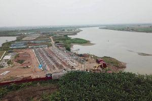 Hải Dương: Công ty TNHH Minh Du xây dựng nhà xưởng khi chưa có phép